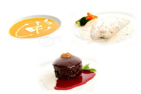 Customized set meals
