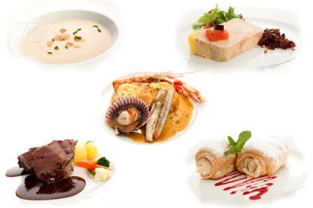 Customized set meals