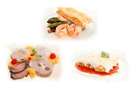 Entrantes y primeros platos