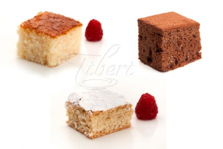 Sweet cocas and traditional-pastries