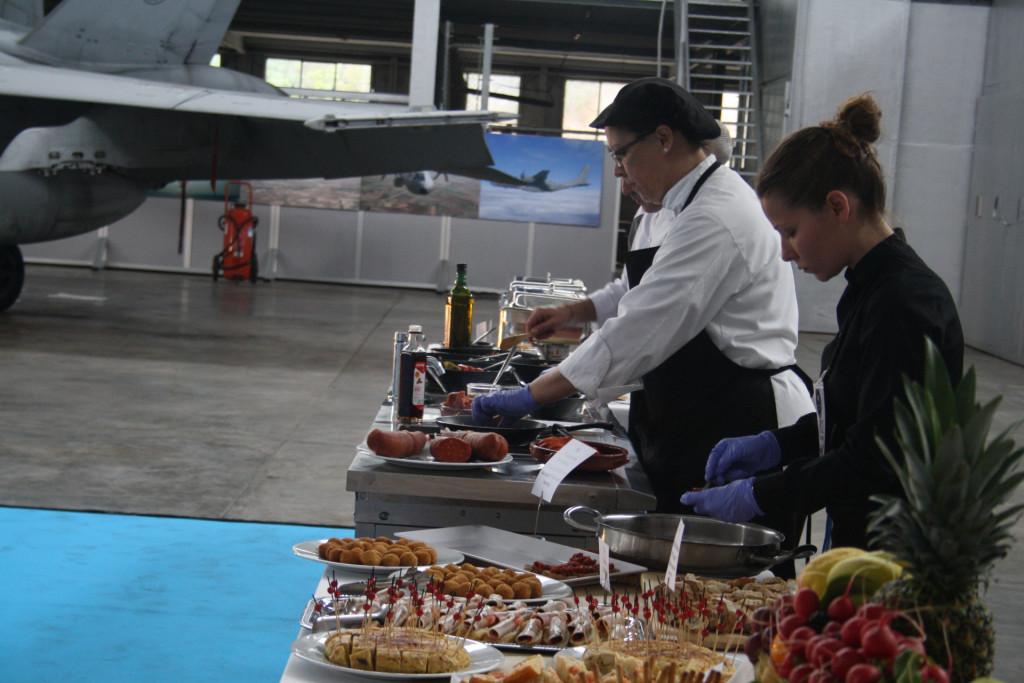 show-cooking-empresas-de-aeronautica-palma-mallorca-1