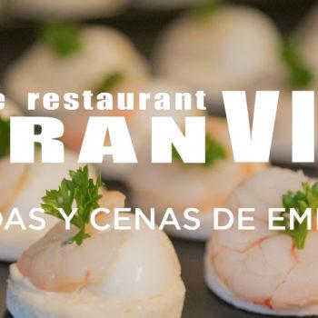 Comidas y Cenas de Empresa en Cafè Restauarnt Gran Via